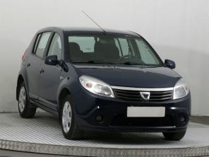 Dacia Sandero 2012 Hatchback modrá 8