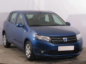 Dacia Sandero 2018 Hatchback modrá 10
