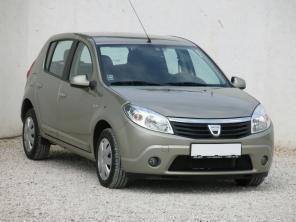 Dacia Sandero 2011 Hatchback šedá 3