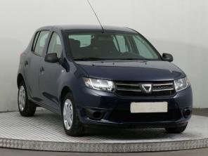 Dacia Sandero 2016 Hatchback červená 8
