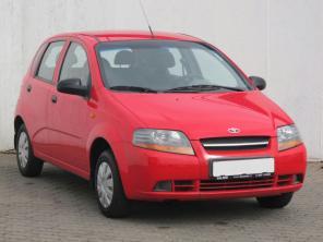Daewoo Kalos 2004 Hatchback červená 4