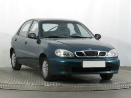 Daewoo Lanos 2000 Hatchback zielony 4