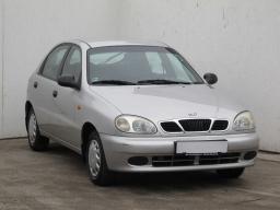 Daewoo Lanos 1998 Hatchback silver 3
