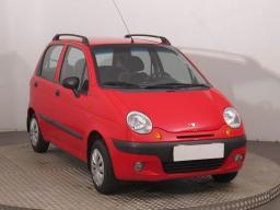 Daewoo Matiz 2004 Hatchback czerwony 2
