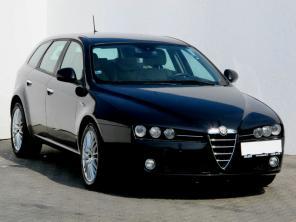 Alfa Romeo 159 2007 Combi černá 3