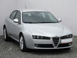 Alfa Romeo 159 2007 Sedan/Saloon ezüst 3