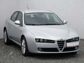 Alfa Romeo 159 2007 Sedan/Saloon ezüst 7