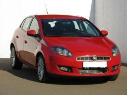 Fiat Bravo 2012 Hatchback červená 4