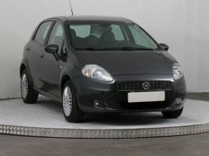 Fiat Grande Punto 2010 Hatchback hnědá 4