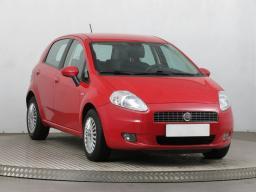 Fiat Grande Punto 2007 Hatchback red 3