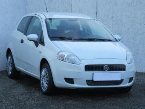 Fiat Grande Punto 2009 Hatchback biały 7
