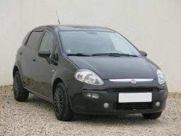 Fiat Punto Evo 2011 Hatchback čierna 3