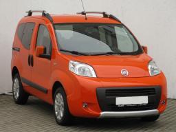 Fiat Qubo 2014 Rodinné vozy oranžová 5