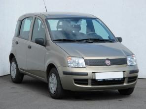 Fiat Panda 2011 Hatchback béžová 6