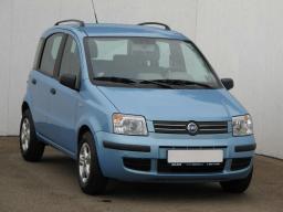 Fiat Panda 2006 Hatchback kék 2