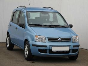 Fiat Panda 2005 Hatchback niebieski 10