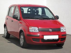 Fiat Panda 2010 Hatchback červená 5