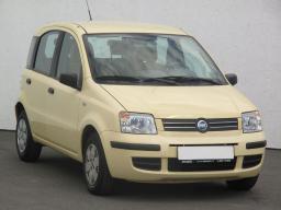 Fiat Panda 2005 Hatchback žltá 4