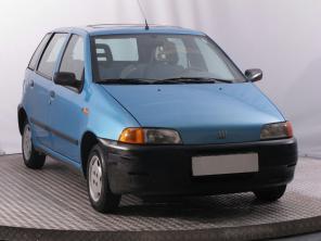 Fiat Punto 2000 Hatchback zöld 3