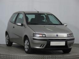 Fiat Punto 2004 Hatchback silver 4