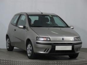Fiat Punto 2004 Hatchback srebrny 4