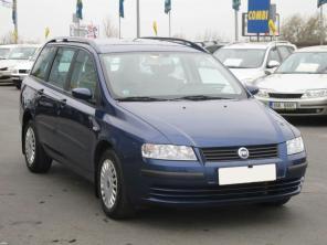 Fiat Stilo 2003 Combi blue 2