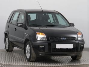 Ford Fusion 2008 MPV fekete 3