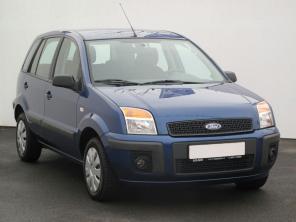 Ford Fusion 2007 MPV kék 5