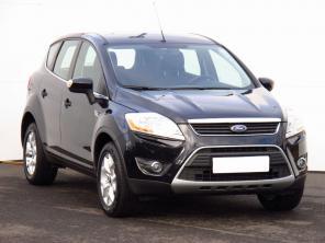 Ford Kuga 2011 SUV fekete 5