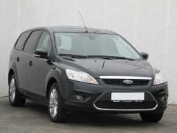 Ford Focus 2010 Kombi fekete 4