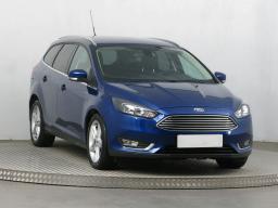 Ford Focus 2016 Kombi blau 6