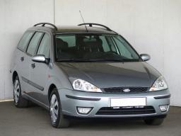 Ford Focus 2002 Combi šedá 2