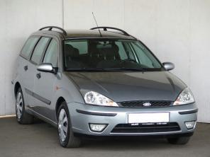 Ford Focus 2003 Combi šedá 10