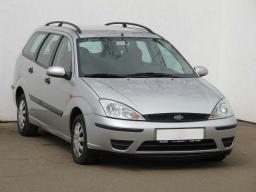 Ford Focus 2003 Kombi ezüst 7