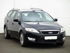 Ford Mondeo 2008 Combi černá 3