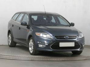 Ford Mondeo 2013 Combi šedá 8
