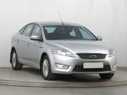 Ford Mondeo 2011 Hatchback silver 9