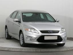 Ford Mondeo 2011 Hatchback silver 2