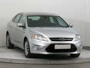 Ford Mondeo 2011 Hatchback srebrny 9