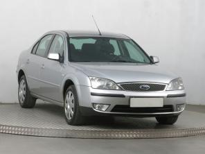 Ford Mondeo 2006 Hatchback šedá 1