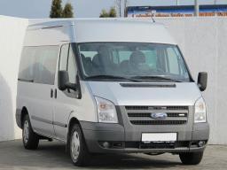 Ford Transit 2011 MPVs silver 9