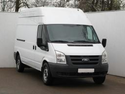 Ford Transit 2013 Van white 4