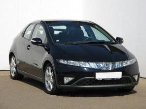 Honda Civic 2008 Hatchback fekete 10