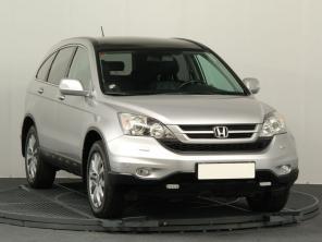 Honda CRV 2012 SUV ezüst 4