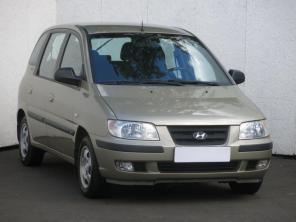 Hyundai Matrix 2004 Rodinné autá modrá 1