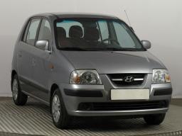Hyundai Atos 2007 Hatchback grey 4