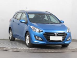 Hyundai i30 2016 Combi modrá 8