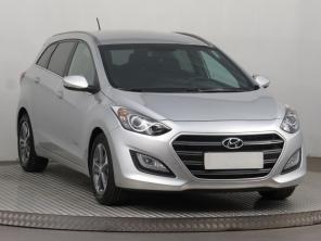 Hyundai i30 2016 Combi šedá 9