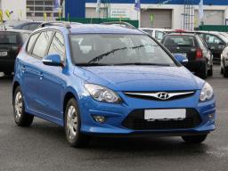Hyundai i30 2012 Combi silver 6