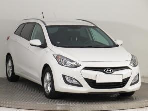 Hyundai i30 2013 Combi bílá 6